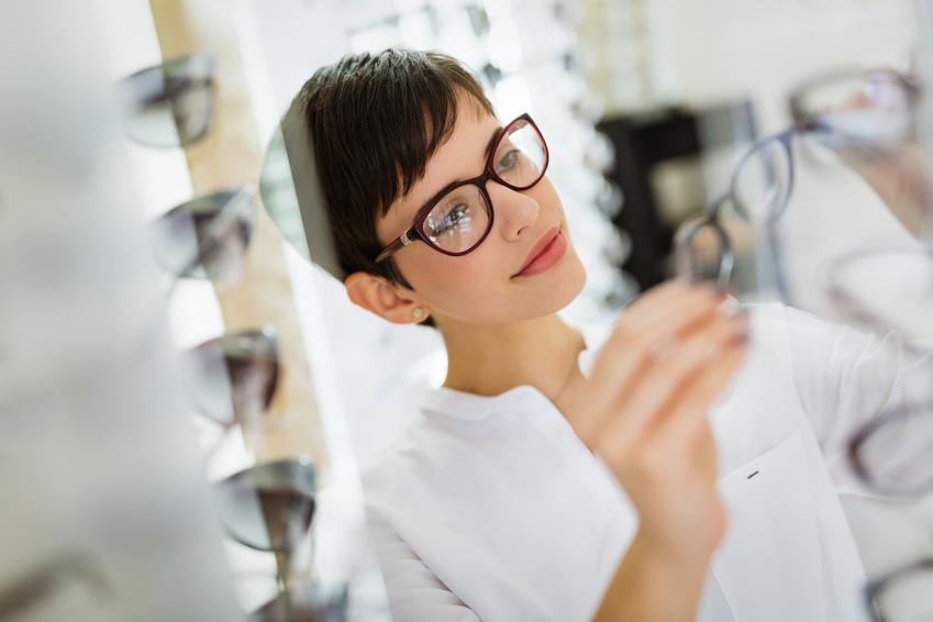 Escolher óculos de grau