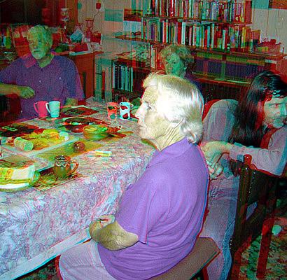 Foto muito bem feita para óculos 3D