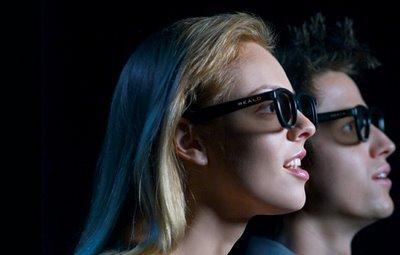 Filmes e fotos para óculos 3D