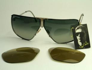 Óculos Boris Becker 4804C usado por Fernando Guillén Cuervo