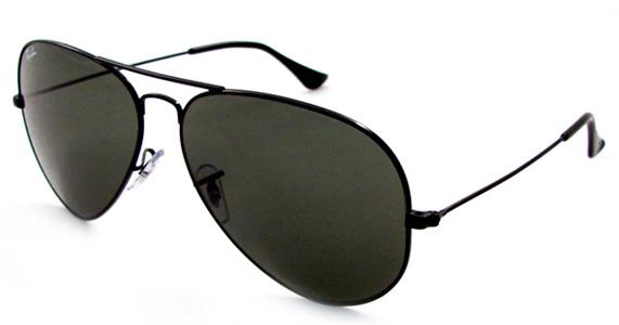 Eat, Pray, Love modelo de óculos Ray Ban RB3025