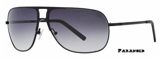Óculos Paranoid HB Matte Black