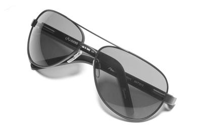 Óculos Poncherello Classic Evoke Black Matte