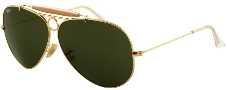 Óculos RB3138 Aviator Ray Ban 001