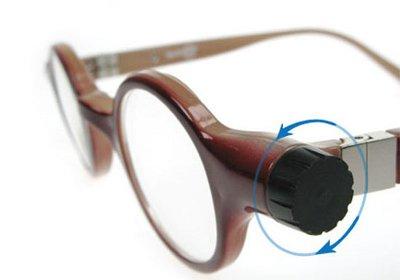 Óculos com grau regulável servem para qualquer usuário