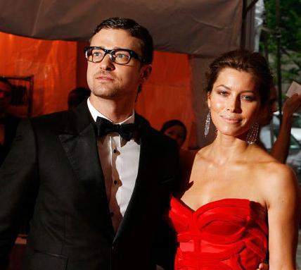 Óculos de Justin Timberlake
