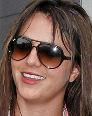Britney Spears Óculos Ray Ban
