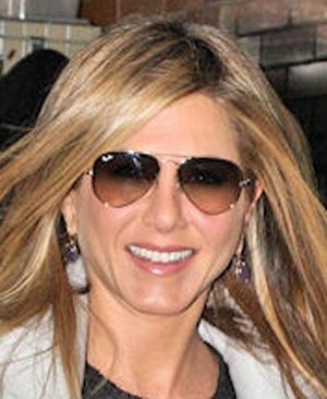 Jennifer Aniston Óculos Ray Ban