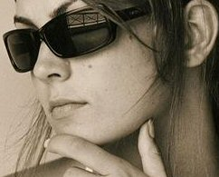 alerta perigo dos óculos solares falsos