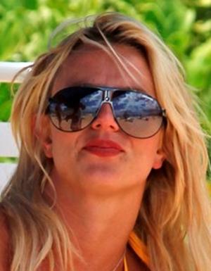 Britney Spears Óculos Carrera Panamerika