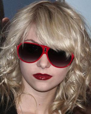 Taylor Momsen veste Carrera Hot