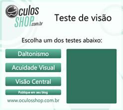 Teste de visão com exame de vista online: Daltonismo, Acuidade visual e Visão Central