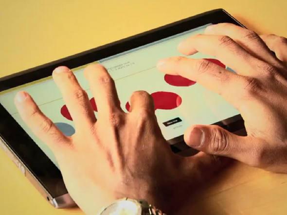 Patente cearense disponibiliza tablet em braile