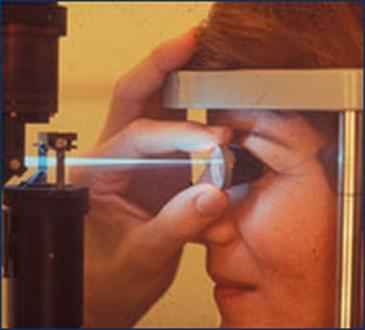 Tratamento: Laser para Glaucoma