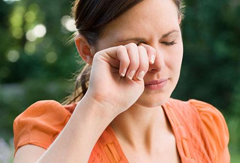 Alergia Ocular afeta milhares de pessoas