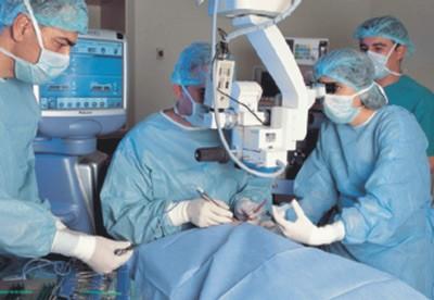 Tratamento ocular: Laser de Argônio