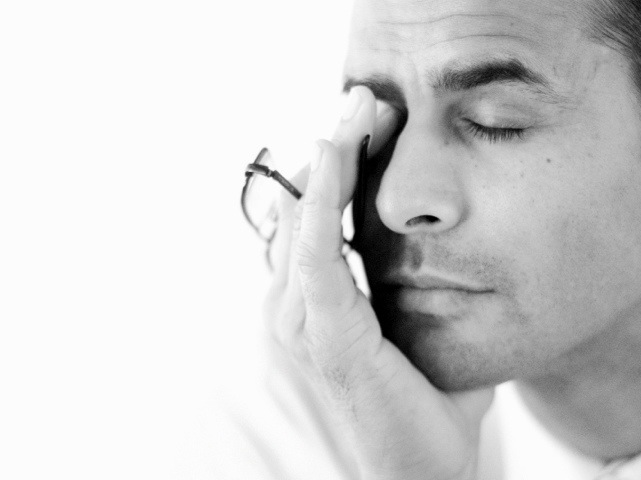 Vista cansada também pode ser sinal de baixa auto-estima