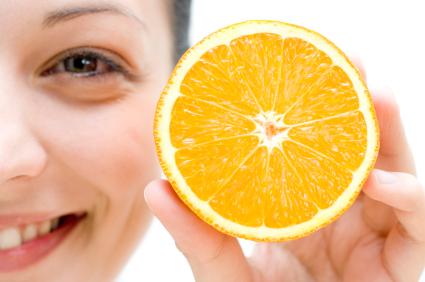 Evite a degeneração macular com vitamina C