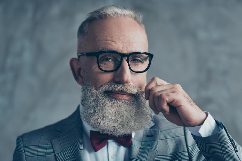d5142ef22779a Barba e óculos  invista em uma mudança completa
