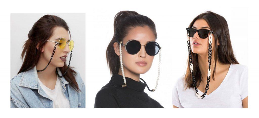 cordinhas de óculos Verão 2019