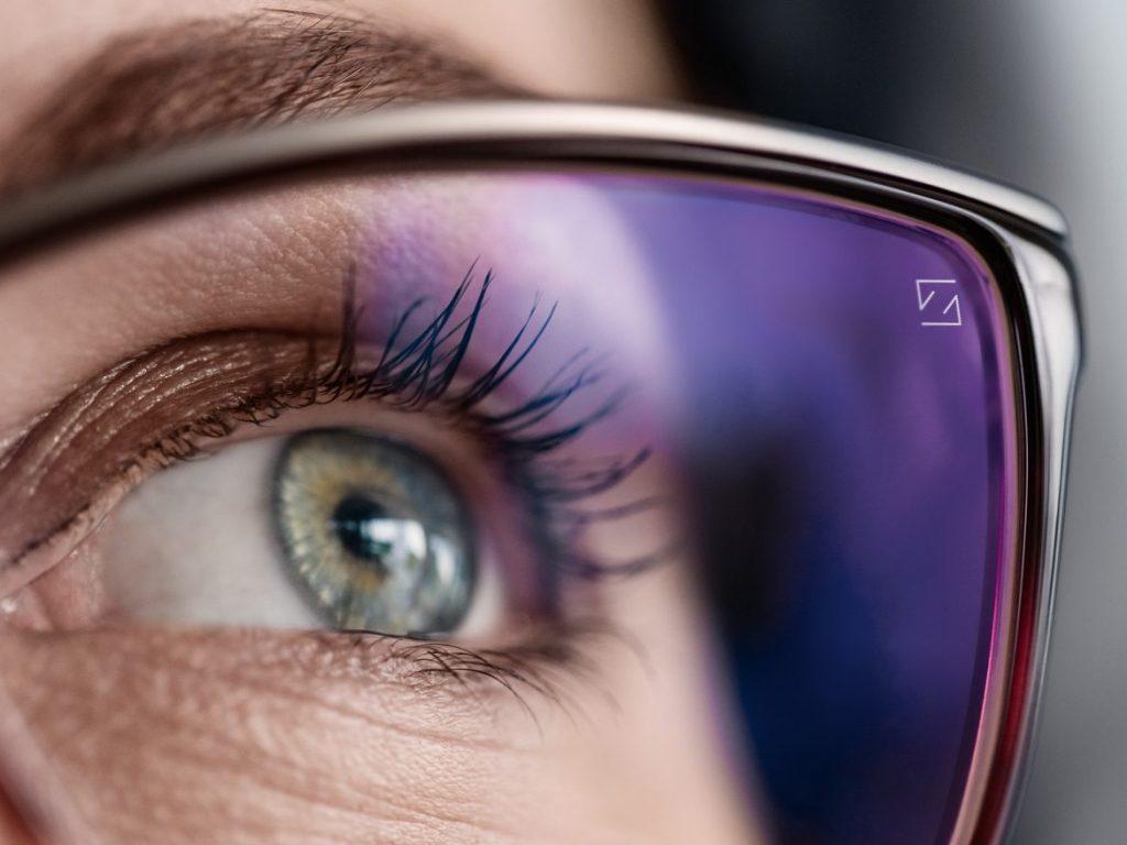 lentes antirreflexo azul