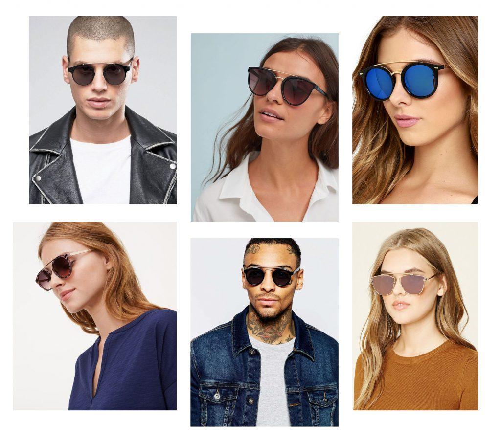 óculos top bar