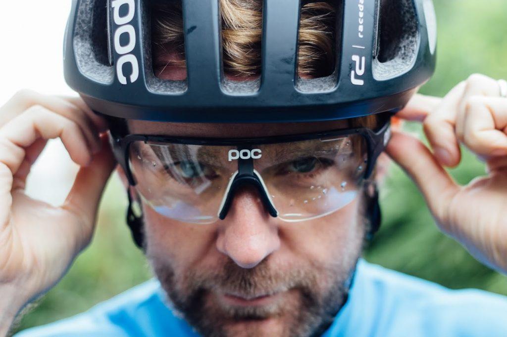 óculos e ciclismo