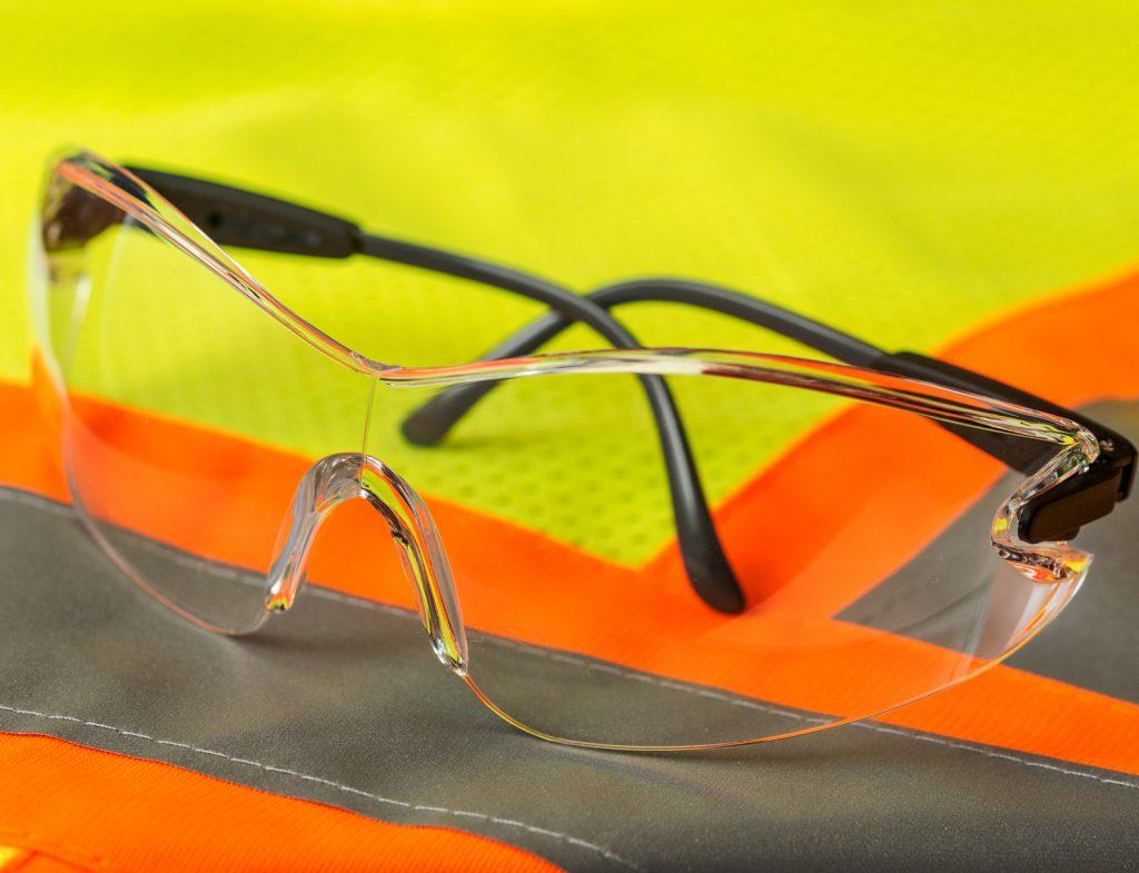 óculos e esporte
