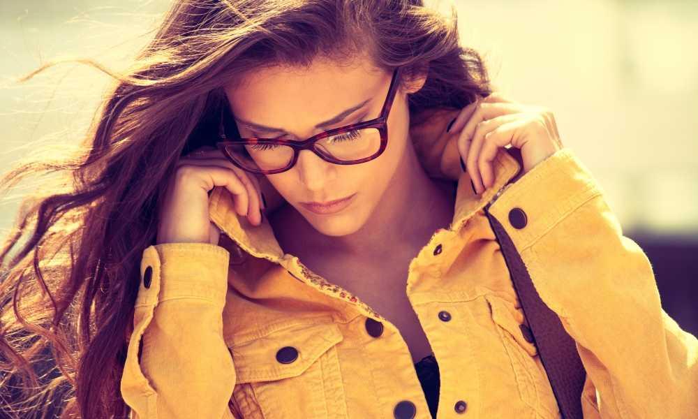 arranhões nos óculos